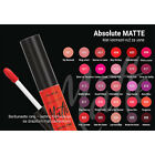 AURA ABSOLUTE MATTE Long lasting lip cream  matte finish and velvet feel