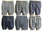 Rodex 6 Pack Men's Boxers shorts Underwear Assorted Color.
