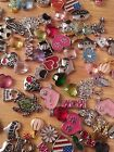 Floating Charms 90+ Styles for Living Memory Locket Owl Birthstones Hearts image