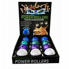 NEW DFX Sports & Fitness - Body Secrets Power Rollers Sports Massager