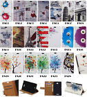 For Iphone Phones Pattern High Luxury Holder Wallet Card Leather Case Cover KS