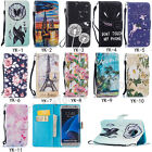 Fashion Flip Pattern Hybrid Stand PU Leather Cover TPU Case For Lot Samsung YK