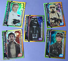 TOPPS STAR WARS ROGUE ONE LIMITED EDITION CARDS CARDS