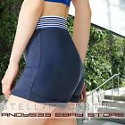 Stella McCartney adidas STELLASPORT Knit Shorts Women Athletic Run Jogging S M L