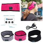 Beanie Hat Wireless Bluetooth Smart Cap Headband  Headset Headphone Speaker Mic
