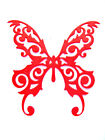 8 Ornate Butterfly Die Cuts, Birthdays/Mother's Day, Sizzix. Any Colour/Card