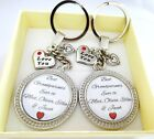 S.keyring SET- Best Grandparents ever of ..... Love you, grandparents gift, xmas