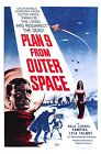 Plan 9 from Outer Space Movie POSTER  Fantasy