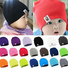 Soft Cotton Beanie Hat For Cute Newborn Baby Boy/Girls Unisex Toddler Infant Cap
