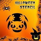 Cat Halloween Mylar Painting Pumpkin Wall Art Stencil three