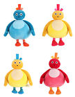 CBebbies Twirlywoos Plush Soft Toy - Chick Toodloo Great Big Hoo or Chickedy