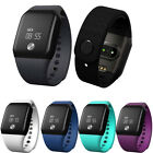 New Waterproof Bluetooth Smart Watch Heart Rate Monitor for iOS iPhone Android