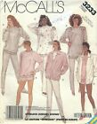 McCall's 3233 Misses' Unlined Jacket, Top, Pants & Shorts 6, 8   Sewing Pattern