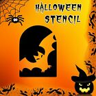 Bat Halloween Mylar Painting Pumpkin Wall Art Stencil five