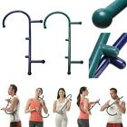 Back Hook Massager Neck Muscle Pressure Useful Stick Trigger Point Massage Rod