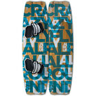2015 CrazyFly Allround Kitesurfing Board - Beginner Intermediate Kiteboard new