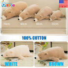 Hot Japan Polar Bear Plush Toy Doll Pillow High Qulity Stuffed Animal 35-70cm