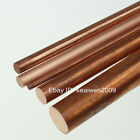 5pc Φ8mm T2 Copper Round Rod Pure D8mm AnyLength Solid Lathe Bar Cut Stock Metal