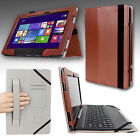 SMART Slim Fit Case Cover Stand For ASUS Transformer BOOK T100TAM, T100 10.1""