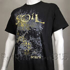NEW Authentic SOIL Scars Official T-Shirt Size 2XL metal band