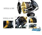 Shimano Stella SW Spinning Reel - Brand New in box