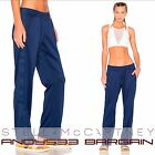 Adidas Stella McCartney Womens Studio Logo Track Pants Run Gym Bottoms  XS S M L