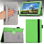 """Magnetic Flip Leather Folio Stand Case Cover For 10.1"""" Acer ICONIA Tab 10 A3-A20"""