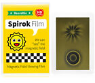 Japanese Magnetic Field Viewer Card, Magnet Pattern Viewing Film, Better Quality
