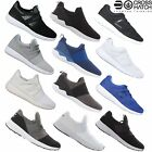 Mens Crosshatch Designer Low Ankle Light Weight Sneakers Mesh Trainer All Sizes