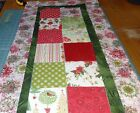 CHRISTMAS FABRIC CHARM PACKS 5 INCH SQUARES MODERN DESIGNS-CHOICE OF SIZES