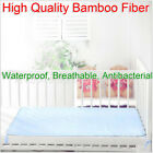 120x70cm Soft Thin Bamboo Fiber Changing Mat Antibacterial Children Urine Pad