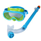 Children Anti-Fog Spray Swim Goggles Swimming Sports Glasses Snorkel Equipment