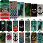 For Apple iPhone TPU Soft Silicone Protective Pattern Gel Cover Rubber Skin Case