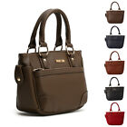 New Women Handbag Ladies Shoulder Cross Body Bag Faux Leather Hobo Tote Purse
