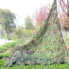 New Hunting Camping Woodlands Army Camouflage Net Netting Cover Multi Sizes
