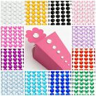 Sheet Self Adhesive Craft Diamante Rhinestone Gems Stick on Crystals