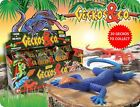 GECKOS & CO FOIL PACK ~ EACH PACK CONTAINS 1 x GECKO + FUN FACTS By DeAgostini