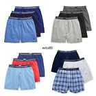 Внешний вид - POLO Ralph Lauren KNIT BOXERS Mens Underwear 3 PACK Gray White Black S M L XL
