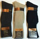 NWT Men's Gold Toe Premier Socks Scarborough MSRP $8.00