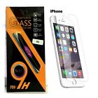 New Premium Real Tempered Glass Film Screen Protector for Apple iPhone 5/5S
