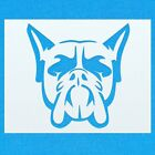 Boxer Dog Mylar Painting Wall Art Stencil Home Decor DIY Art Crafts