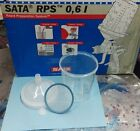 SATA RPS Paint Gun Cups 0,3L 0,6L 0,9L Sold Individually Bulk Shipping Discount
