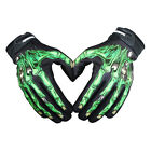 Men Cycling Motorcycle Full Finger Winter Skeleton Mittens Ghost Claw Gloves