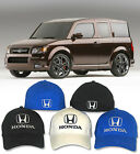 Honda Flex-Fit Hat - Civic Fitted CR-V CR-X Accord Fit Pilot Passport Odyssey