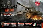 Platz Italeri 1/35 WOT39506 World of Tanks Germany Tank Pz. Kpfw.V Panther