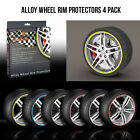 Scuffs By Rimblades Car Bike Alloy Wheel Rim Protectors Tire Guard Line Rubber
