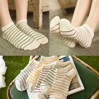 New Fashion Women Stripe Socks Female Cotton Socks Ladies Comfort Casual Socks