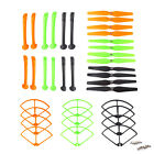 Propeller Blade +Props Protector + Landing Skid Spare Parts For Syma X8C/X8W/X8G