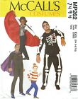 McCall's 262 / 7494 Men's and Boys' Costumes    Sewing Pattern