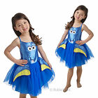 Rubies Disney Girls Finding Dory Tutu Childs Fish Fancy Dress Costume Outfit